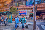 12th and Filbert, Reading Terminal Market. Philly Photo Day © Ed Hille