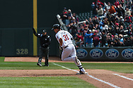 Oswaldo Arcia #31 of the Minnesota Twins rounds the bases after hitting a home run against the Miami Marlins in Game 1 of a split doubleheader on April 23, 2013 at Target Field in Minneapolis, Minnesota.  The Twins defeated the Marlins 4 to 3.  Photo: Ben Krause