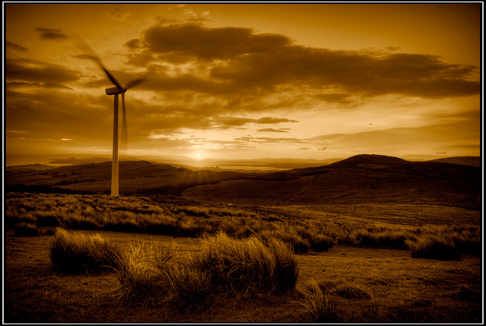 West Kilbride wind farm