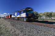 Rail Transport Infrastructure, rural NSW, Australia