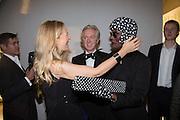 ALANNAH WESTON; PHILIP TREACY; GRACE JONES, Isabella Blow: Fashion Galore! private view, Somerset House. London. 19 November 2013