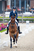 Zoe Kuintjes - GG Desperado<br /> Nederlands Kampioenschap 2017<br /> © DigiShots