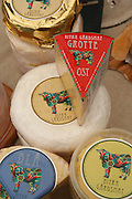 Bodil Birkeland, from Hitra, Norway, has a lot of success with her locally produced cheeses. Especially the cheese grotteost.
