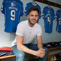 St Johnstone Sign Keith Watson