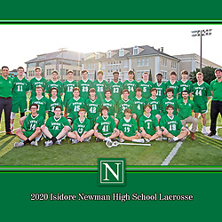 Newman Lacrosse Portraits - Preview