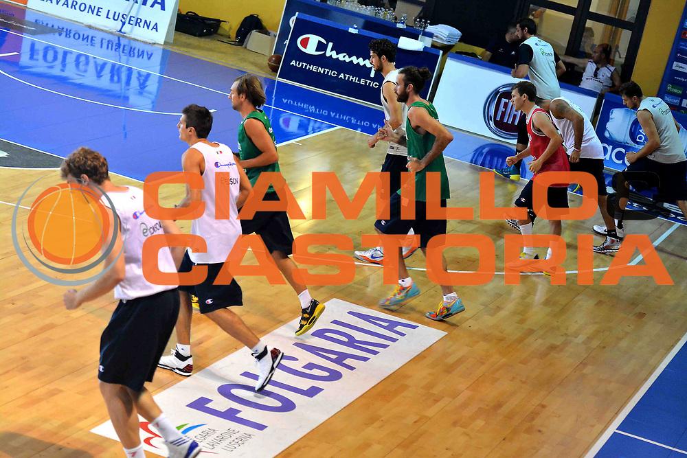 DESCRIZIONE : Folgaria Allenamento Raduno Collegiale  Nazionale Italia Maschile <br /> GIOCATORE : <br /> CATEGORIA : allenamento <br /> SQUADRA : Nazionale Italia <br /> EVENTO :  Allenamento Raduno Folgaria<br /> GARA : Allenamento<br /> DATA : 01/08/2013 <br />  SPORT : Pallacanestro<br />  AUTORE : Agenzia Ciamillo-Castoria/ManoloGreco<br />  Galleria : FIP Nazionali 2013<br />  Fotonotizia : Folgaria Allenamento Raduno Collegiale  Nazionale Italia Maschile <br />  Predefinita :