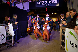 Fancy Dress<br /> Vlaanderens Kerstjumping<br /> Memorial Eric Wauters<br /> Jumping Mechelen 2017<br /> © Dirk Caremans<br /> 30/12/2017