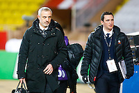 Alain Roche  - 01.02.2015 - Monaco / Lyon - 23eme journee de Ligue 1 -<br /> Photo : Serge Haouzi / Icon Sport