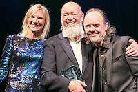 Music Industry Trusts Award 2014 - Michael Eavis CBE,<br /> Monday, Nov 3, 2014 (Photo/John Marshall JM Enternational)