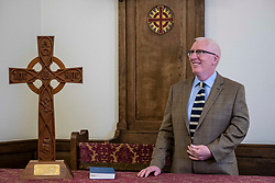 Pictured: Reverend Martin Fair<br /><br />Reverend Martin Fair has been announced today to be the Moderator-Designate of the General Assembly of the Church of Scotland (who will serve from May 2020-May 2021) <br /><br />Ger Harley | EEm 21 October 2019