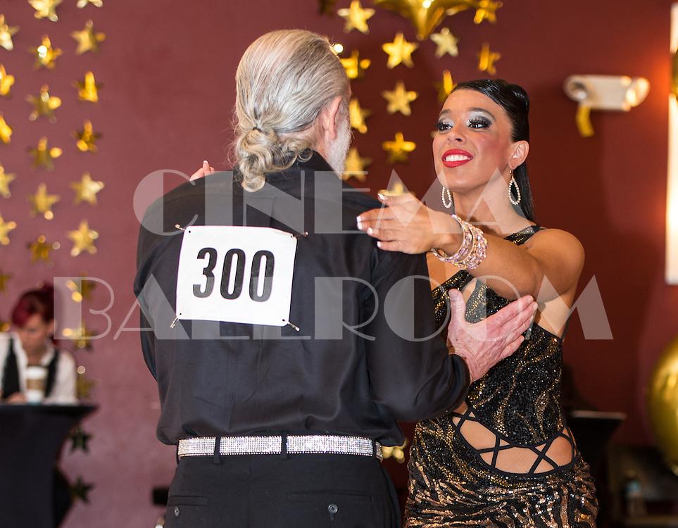 American Rhythm Nadine and Len Ferrington