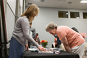 Good Samaritan Hospital hosts their Stroke Education Reception at Addison-Penzak Jewish Community Center of Silicon Valley in Los Gatos, California, on May 24, 2017. (Stan Olszewski/SOSKIphoto)