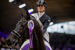 Scholtens Emmelie, NED, Desperado<br /> Jumping Mechelen 2019<br /> © Hippo Foto - Dirk Caremans<br />  29/12/2019