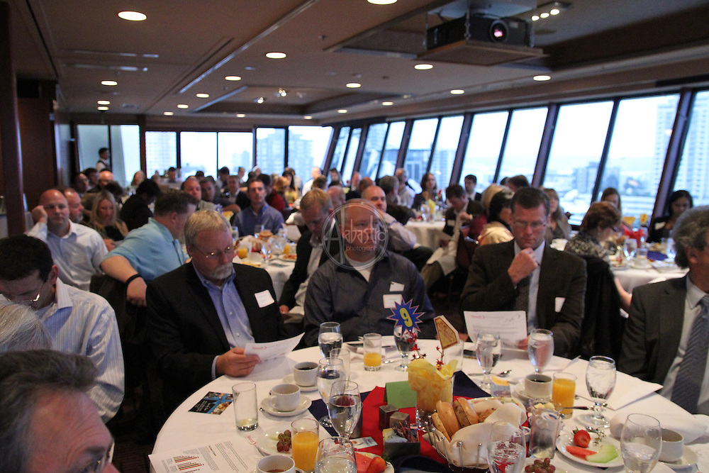 "Seattle Children's Museum Corporate Breakfast 2012. ""The Power of One. The Power of Many."""