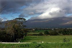 IRELAND KERRY IVERAGH PENINSULA 4NOV05 - Landscape near Killorglin on the Iveragh Peninsula in county Kerry, famous for the scenic Ring of Kerry route...jre/Photo by Jiri Rezac..© Jiri Rezac 2005..Contact: +44 (0) 7050 110 417.Mobile: +44 (0) 7801 337 683.Office: +44 (0) 20 8968 9635..Email: jiri@jirirezac.com.Web: www.jirirezac.com..© All images Jiri Rezac 2005 - All rights reserved.