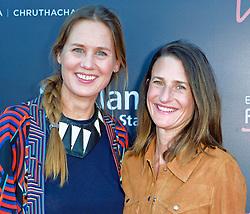 Edinburgh International Film Festival, Monday, 25th June 2018<br /> <br /> DUMPED (International Premiere)<br /> <br /> Pictured: Director Eloise Lang and Camille Cottin<br /> <br /> (c) Alex Todd | Edinburgh Elite media