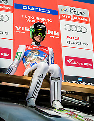 Peter Prevc (SLO) during Ski Flying Hill Team Competition at Day 3 of FIS Ski Jumping World Cup Final 2016, on March 19, 2016 in Planica, Slovenia. Photo by Vid Ponikvar / Sportida