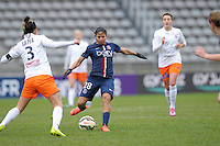 Shirley Cruz  - 20.12.2014 - PSG / Montpellier - 14eme journee de D1<br /> Photo : Andre Ferreira / Icon Sport