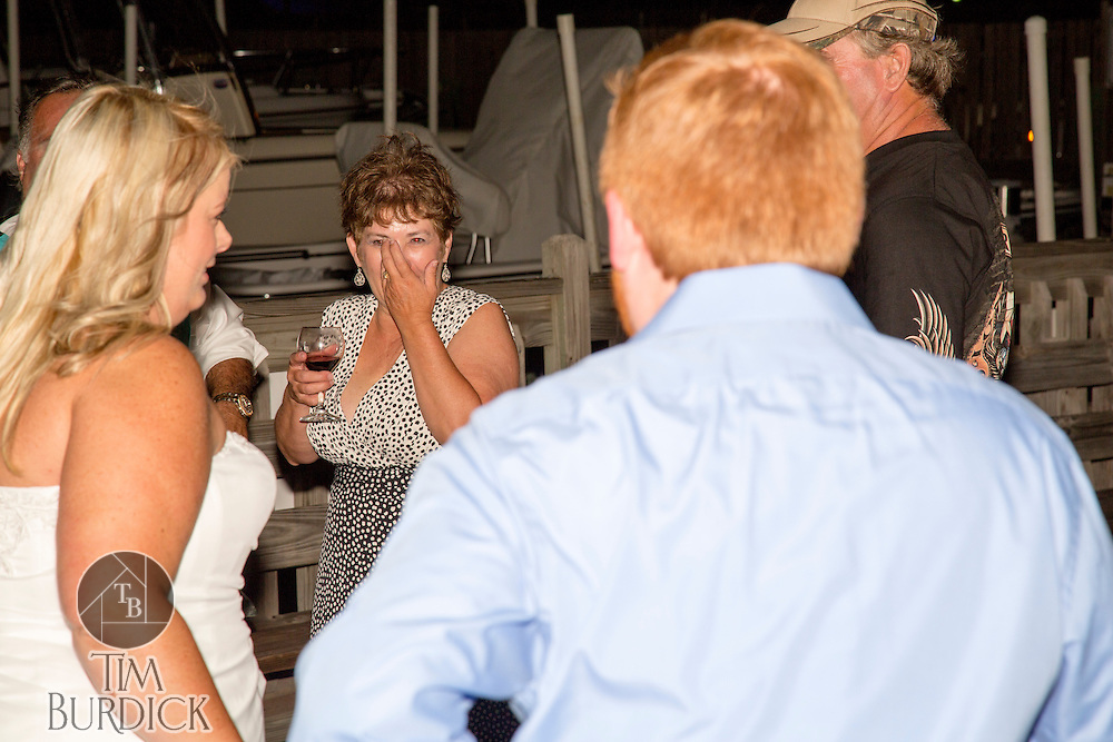 Zahn and Winton wedding at Trout Street Bar & Grill in Port Aransas, TX on November 10, 2012. Photography By Tim Burdick Photography