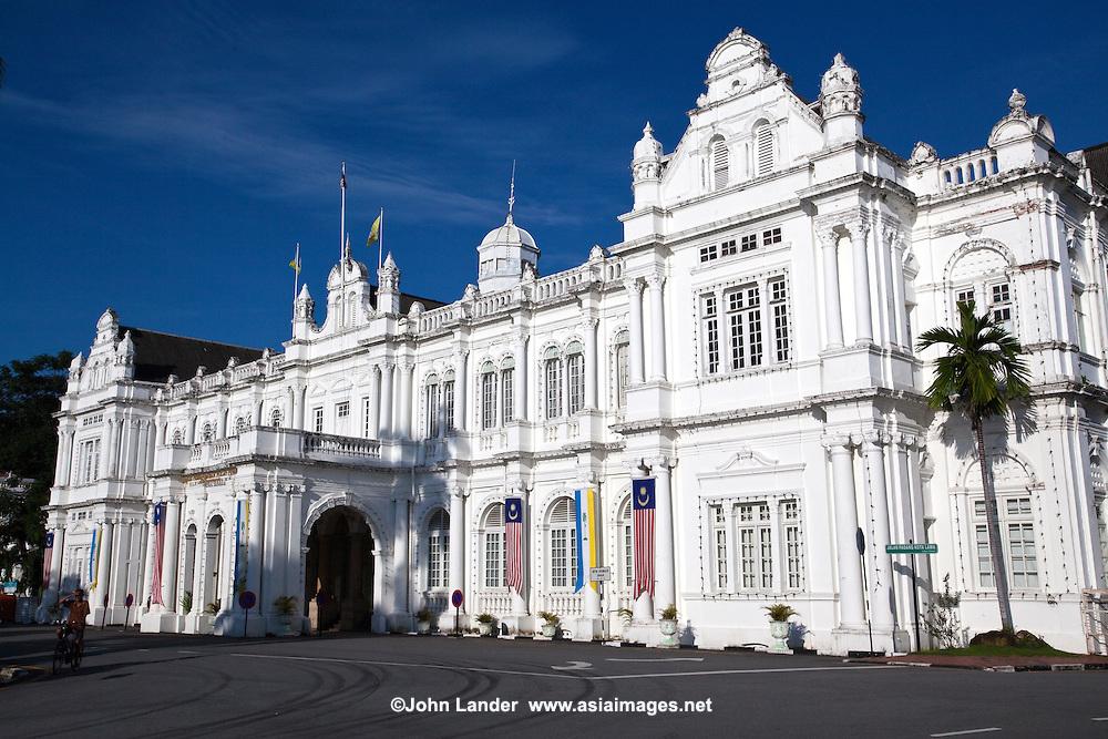 Old Town Hall, George Town, Penang | John Lander Photography