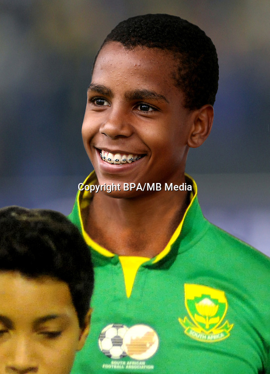 Fifa Men&acute;s Tournament - Olympic Games Rio 2016 - <br /> South Africa National Team - <br /> Tyroane Sandows