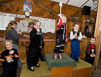 24th Annual Midget Slalom Race at Gunstock Mountain Resort February 24, 2010.