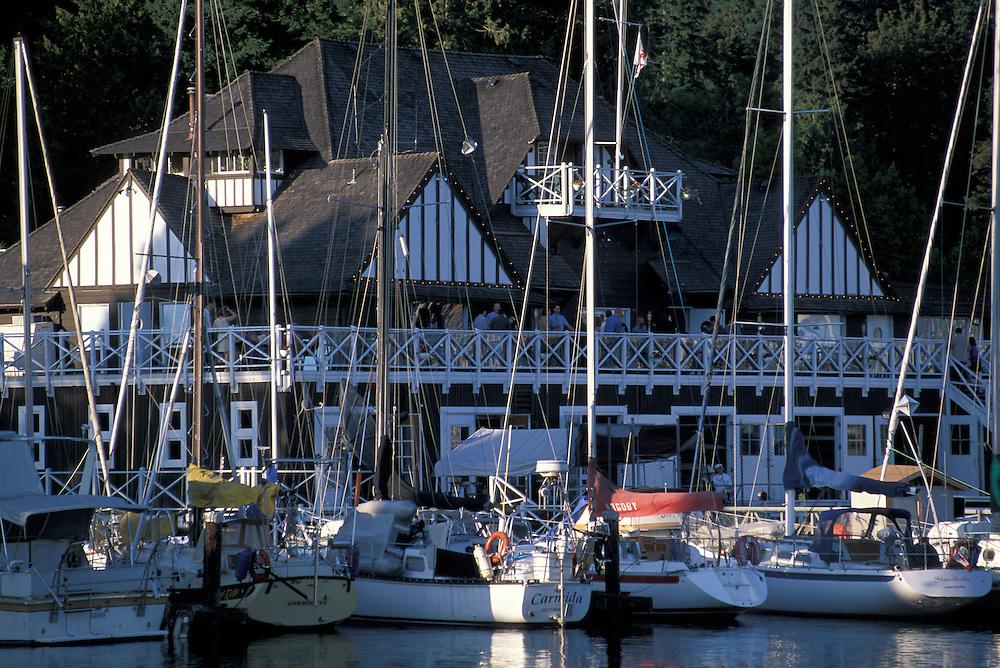 Rowing Club, Vancouver, British Columbia, Canada