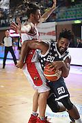 Davide Raucci<br /> Dinamica Generale Mantova - Kontatto Bologna<br /> Campionato Basket LNP 2016/2017<br /> Mantova 06/11/2016<br /> Foto Ciamillo-Castoria