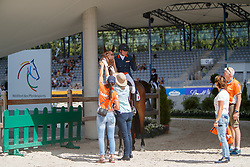 Naber-Loozeman Alice, NED, Harry Belafonte<br /> CHIO Aachen 2017<br /> © Hippo Foto - Sharon Vandeput<br /> 21/07/2017