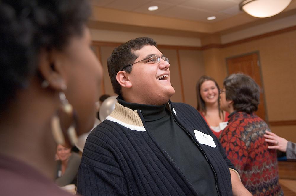 18082National Trio Day Celebration: Upward Bound, The College Adjustment Program, and the McNair Scholars Program...Charles Saunders