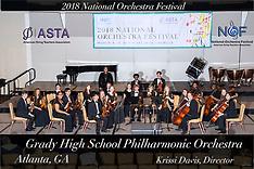 Grady High School Philharmonic Orchestra