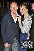 LONDON - July 12: Anthony Cotton & Katherine Kelly at the ITV Summer Party (Photo by Brett D. Cove)