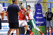 Marco Cusin, Daniel Hackett<br /> Raduno Nazionale Maschile Senior<br /> Allenamento pomeriggio<br /> Cagliari, 08/08/2017<br /> Foto Ciamillo-Castoria/ M. Brondi