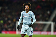 Chelsea Forward, Willian (22) during the Premier League match between Bournemouth and Chelsea at the Vitality Stadium, Bournemouth, England on 30 January 2019.