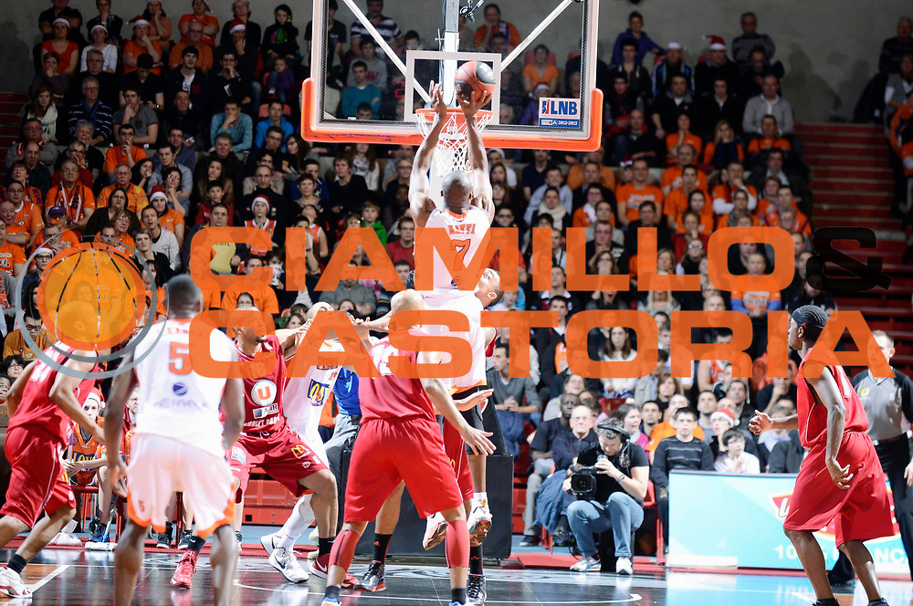 DESCRIZIONE : Championnat de France Pro a Antares Le Mans<br /> GIOCATORE : Koffi Alain<br /> SQUADRA : Le Mans<br /> EVENTO : Pro A <br /> GARA : Le Mans Cholet<br /> DATA : 26/12/2012<br /> CATEGORIA : Basketball France Homme<br /> SPORT : Basketball<br /> AUTORE : JF Molliere<br /> Galleria : France Basket 2012-2013 Action<br /> Fotonotizia : Championnat de France Basket Pro A<br /> Predefinita :