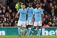 Norwich City v Manchester City 090116