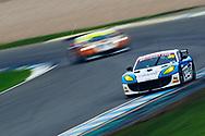 HHC Motorsport Ginetta G55 GT4 with drivers Stuart Middleton & William Tregurtha | British GT Championship | Donington Park | Photo: Jurek Biegus