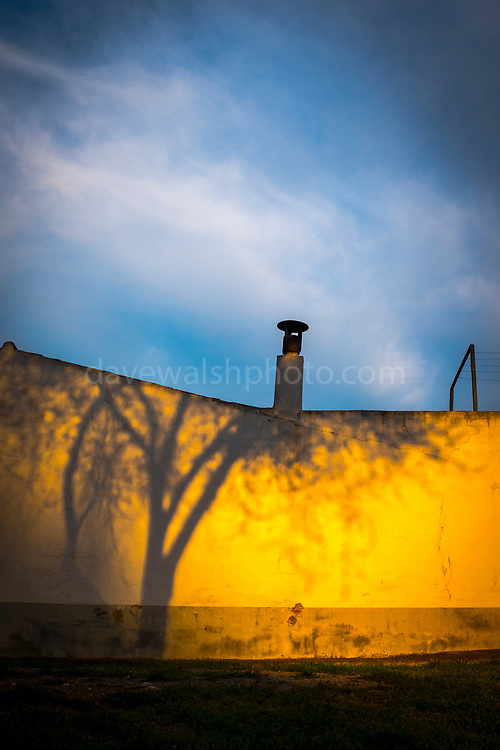 "Sunset on urban wall in Sant Cugat del Valles, Barcelona This mage can be licensed via Millennium Images. Contact me for more details, or email mail@milim.com For prints, contact me, or click ""add to cart"" to some standard print options."