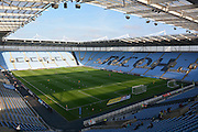 Ricoh Arena during the Sky Bet League 1 match between Coventry City and Peterborough United at the Ricoh Arena, Coventry, England on 31 October 2015. Photo by Alan Franklin.