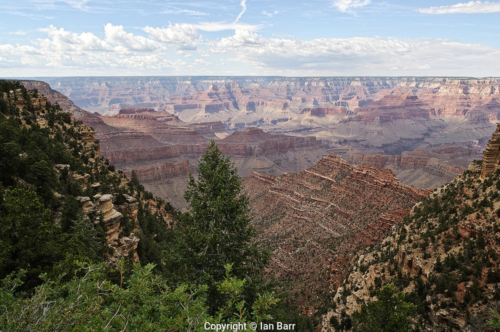 View from Hermits Rest,Grand Canyon National Park, Arizona.