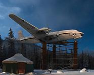 Alaska: Chena Hot Springs Resort (Fairbanks: 06 Jan 20)