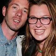 NLD/Amsterdam/20130521 - Sexiest Man 2013, Lola Brood en partner