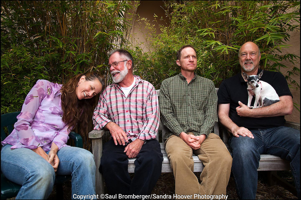 Client: The Zen Hospice -- Volunteer caregivers Kimba, Jim, David, and Bill.