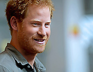 Prince Harry Watches Invictus Games Training