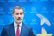 070319 King Felipe VI attends the 40th anniversary of the first democratic municipal elections