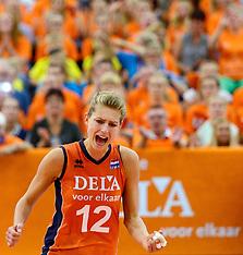 20140906 NED: Dela Trophy Nederland - Duitsland, Leek