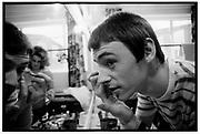 Paul Weller, Woking, UK 1984