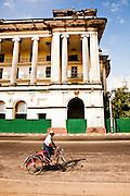 Yangon Division Office Complex (originally New Law Courts), Yangon, Myanmar.
