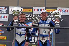 R8 MCE British Superbike Championship Cadwell Park