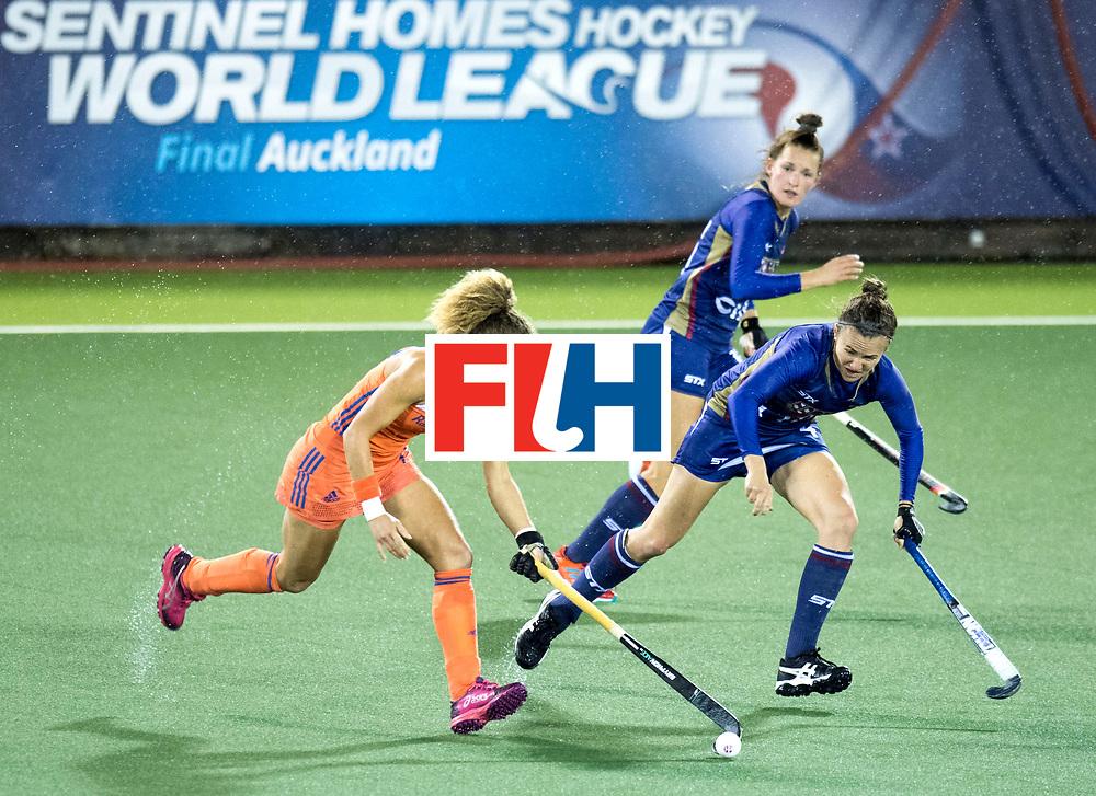 AUCKLAND - Sentinel Hockey World League final women<br /> Match id 10296<br /> 06 Usa v Netherlands<br /> Foto: Maria Verschoor.<br /> WORLDSPORTPICS COPYRIGHT FRANK UIJLENBROEK